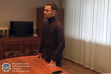 Миколаївський рибоохоронний патруль провів лекцію учням ліцею